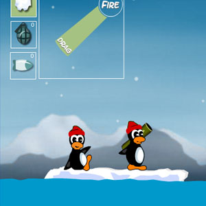 free flash games : penguins